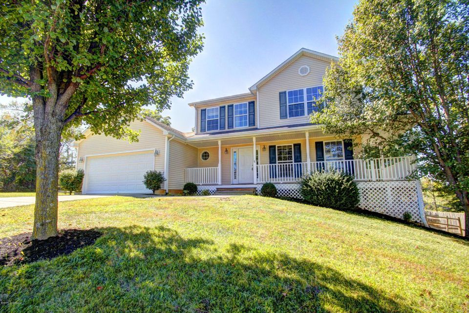 Single Family Home for Sale at 2100 Crossfield Drive 2100 Crossfield Drive Elizabethtown, Kentucky 42701 United States