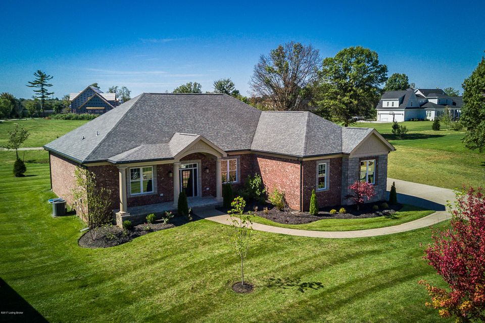 Single Family Home for Sale at 5202 Spring Mist Court 5202 Spring Mist Court Prospect, Kentucky 40059 United States