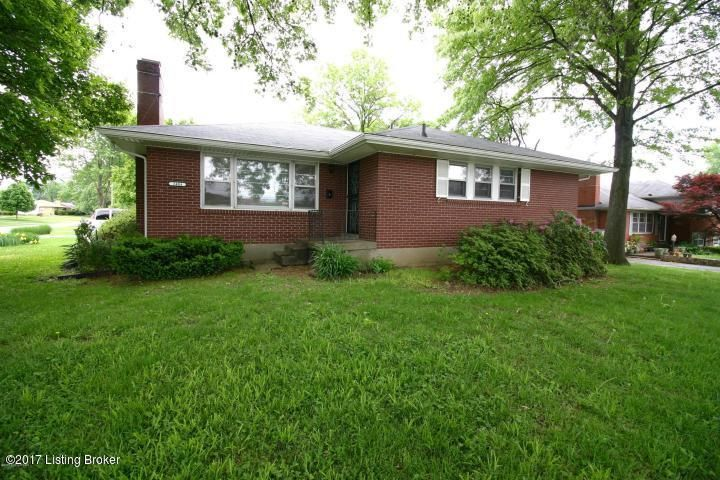 Single Family Home for Sale at 2404 Hikes Lane 2404 Hikes Lane Louisville, Kentucky 40218 United States
