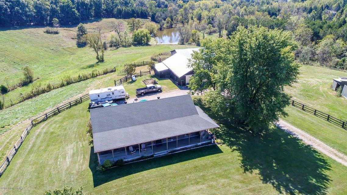 Farm / Ranch / Plantation for Sale at 731 Ridgecrest Drive 731 Ridgecrest Drive Taylorsville, Kentucky 40071 United States
