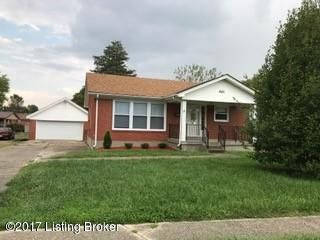 Single Family Home for Sale at 4011 Lomond Drive 4011 Lomond Drive Louisville, Kentucky 40216 United States