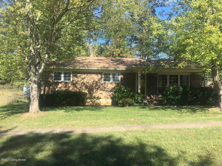 Single Family Home for Sale at 249 Indian Trail 249 Indian Trail Radcliff, Kentucky 40160 United States
