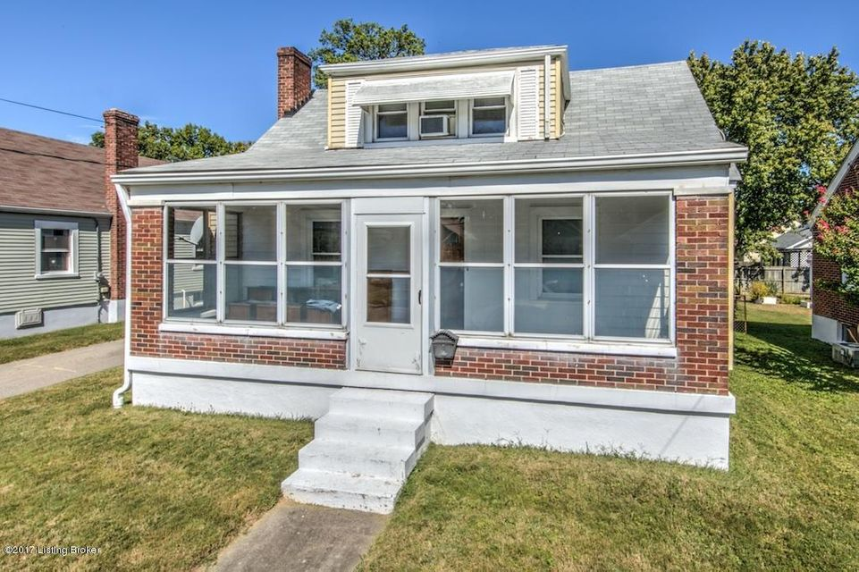 Single Family Home for Sale at 505 W Tenny Avenue 505 W Tenny Avenue Louisville, Kentucky 40214 United States