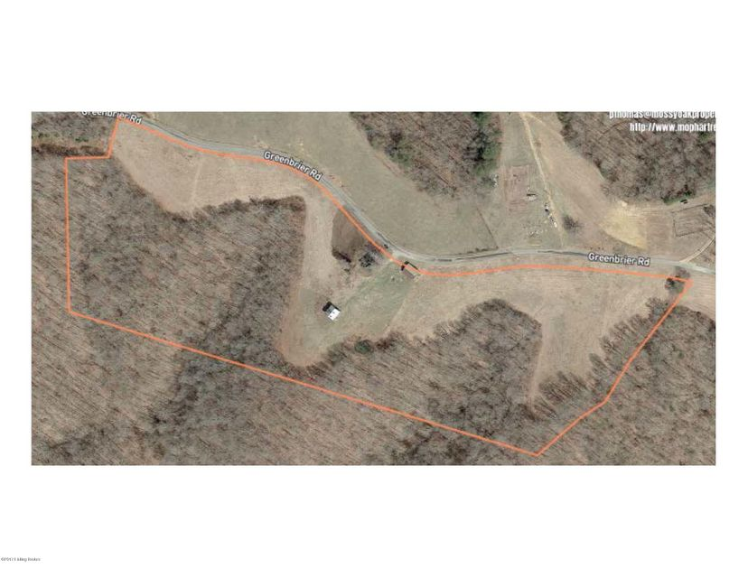 Land for Sale at 3353 greenbriar 3353 greenbriar Columbia, Kentucky 42728 United States