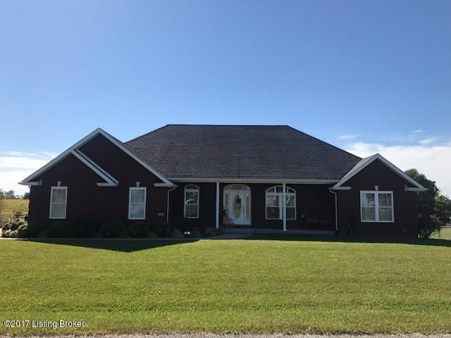Single Family Home for Sale at 160 Anna Belle Avenue 160 Anna Belle Avenue Hodgenville, Kentucky 42748 United States