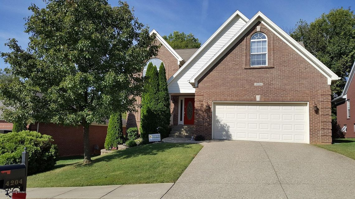 Single Family Home for Sale at 4204 Brook Farm Place 4204 Brook Farm Place Louisville, Kentucky 40299 United States