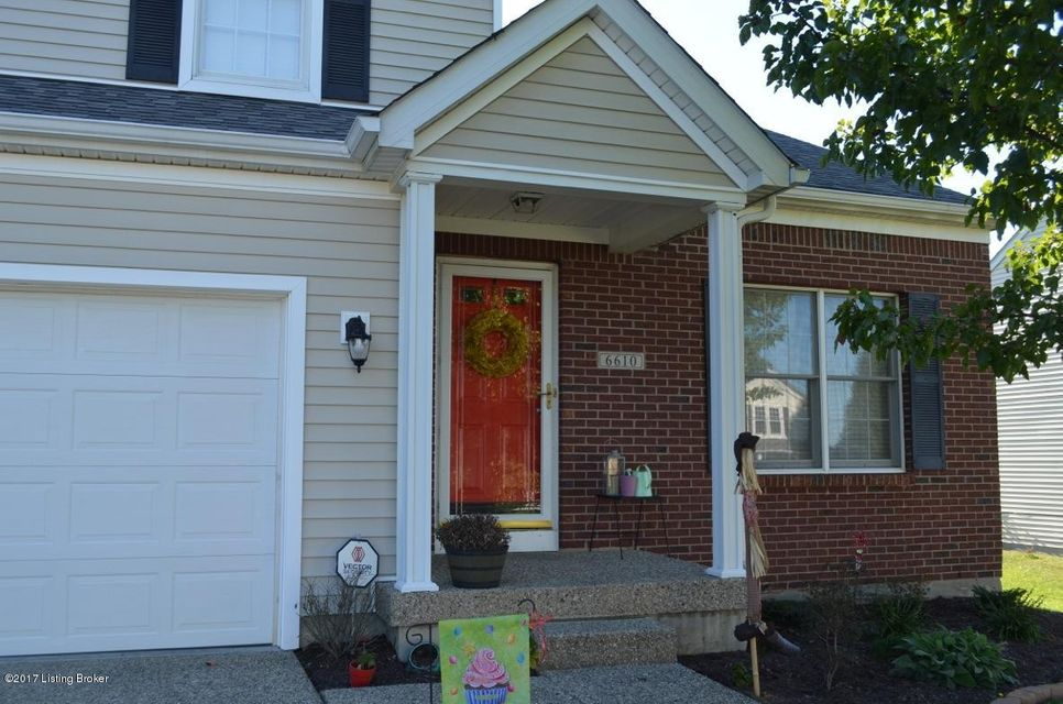 Single Family Home for Sale at 6610 Rockview Way 6610 Rockview Way Louisville, Kentucky 40299 United States