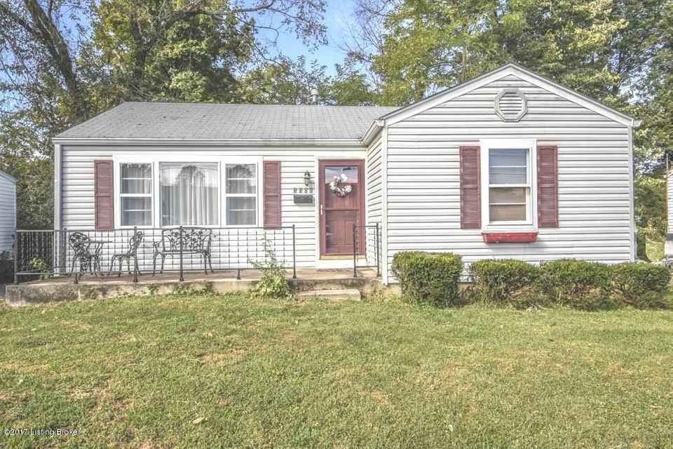 Single Family Home for Sale at 3308 Maple Road 3308 Maple Road Jeffersontown, Kentucky 40299 United States
