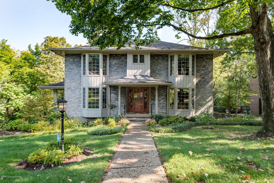 Single Family Home for Sale at 3001 Juniper Hill Road 3001 Juniper Hill Road Louisville, Kentucky 40206 United States