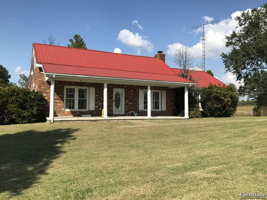 Single Family Home for Sale at 3541 Wilson Church Road 3541 Wilson Church Road Caneyville, Kentucky 42721 United States