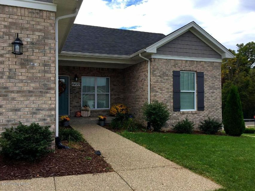Single Family Home for Sale at 6400 Canterview Court 6400 Canterview Court Louisville, Kentucky 40228 United States