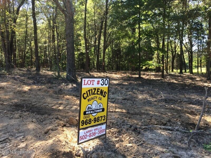 Land for Sale at Lot#30 Whistling Oaks Lot#30 Whistling Oaks Glendale, Kentucky 42740 United States
