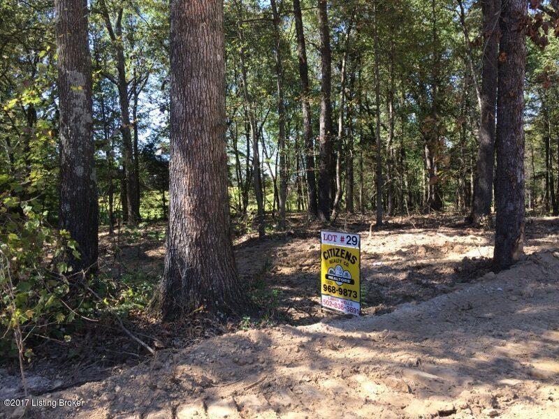 Land for Sale at Lot#29 Whistling Oaks Lot#29 Whistling Oaks Glendale, Kentucky 42740 United States