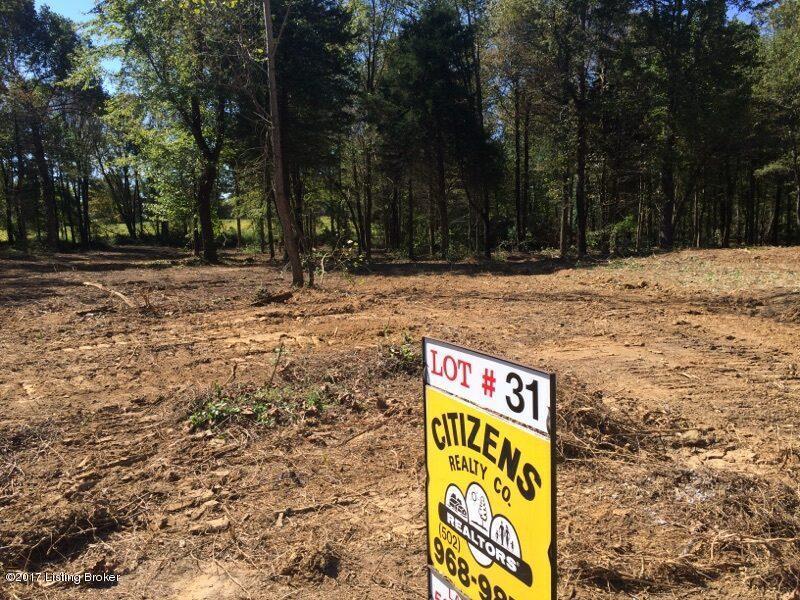 Land for Sale at Lot#31 Whistling Oaks Lot#31 Whistling Oaks Glendale, Kentucky 42740 United States