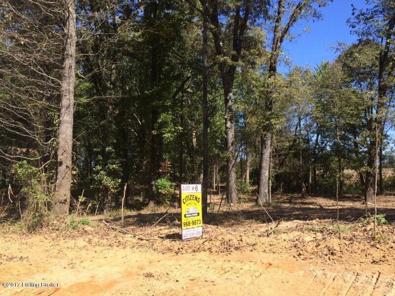 Land for Sale at Lot#6 Whistling Oaks Lot#6 Whistling Oaks Glendale, Kentucky 42740 United States