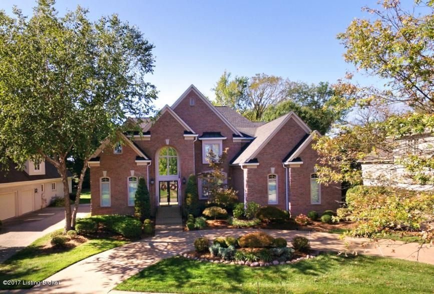 Single Family Home for Sale at 6408 Innisbrook Drive 6408 Innisbrook Drive Prospect, Kentucky 40059 United States