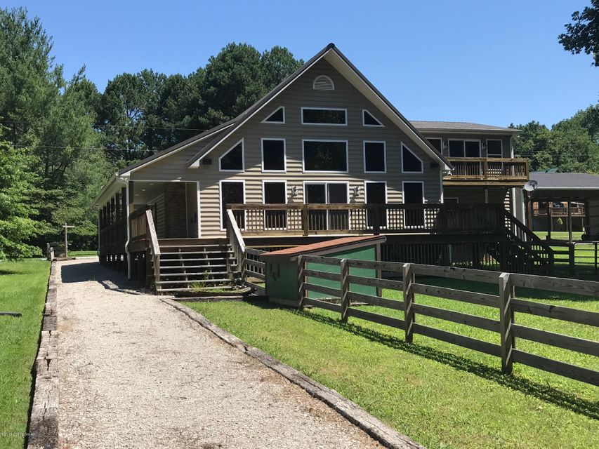 Single Family Home for Sale at 398 Brier Creek Meadows Road 398 Brier Creek Meadows Road Mammoth Cave, Kentucky 42259 United States