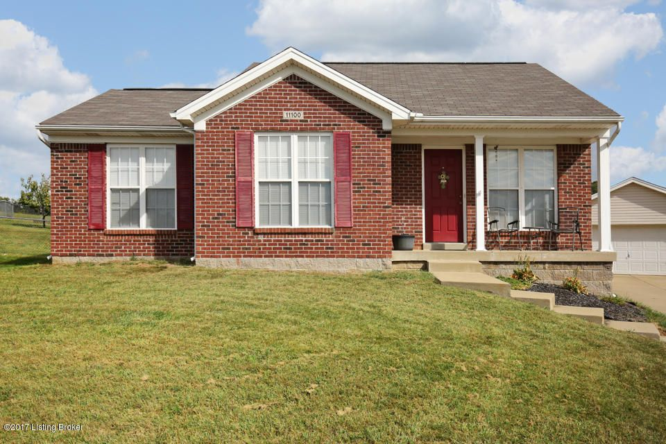 Single Family Home for Sale at 11100 Success Lane 11100 Success Lane Louisville, Kentucky 40229 United States