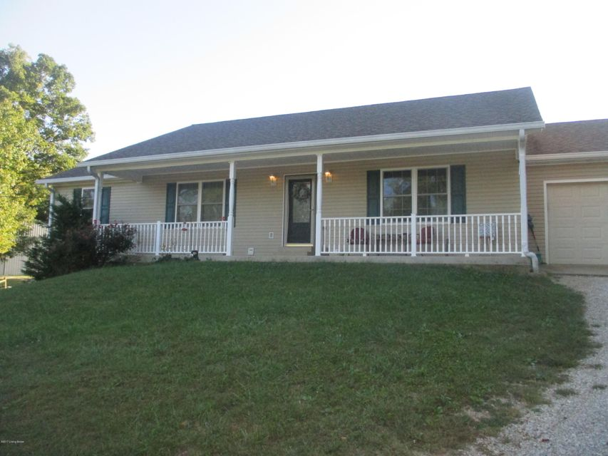 Single Family Home for Sale at 957 George Tabb Road 957 George Tabb Road Upton, Kentucky 42784 United States