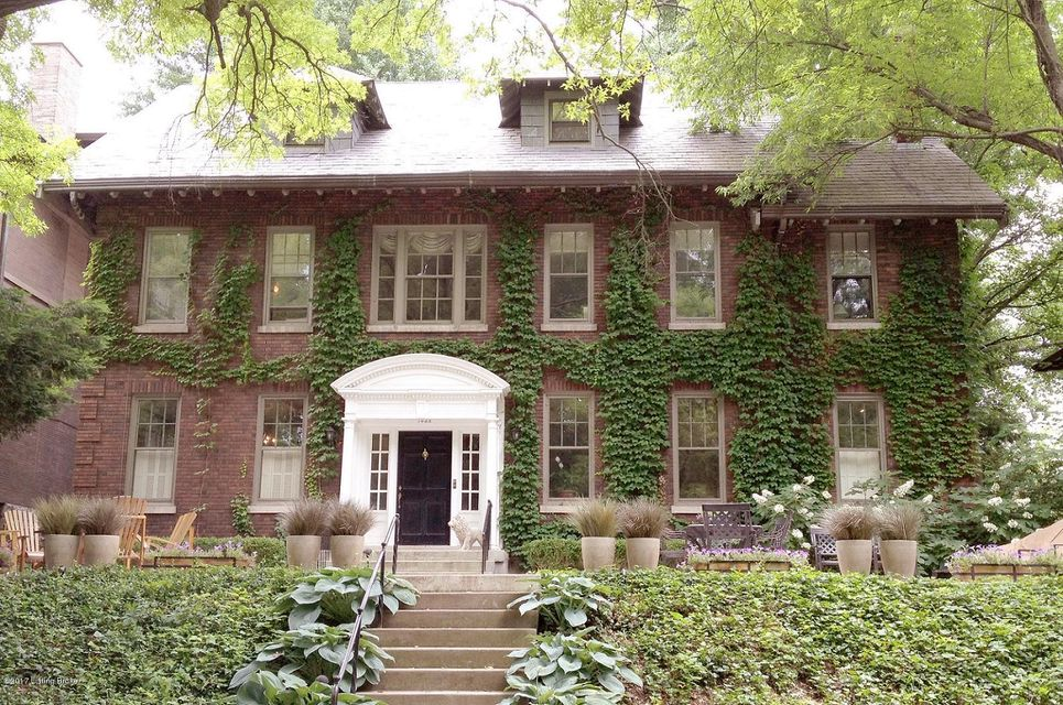 Single Family Home for Sale at 1432 Cherokee Road 1432 Cherokee Road Louisville, Kentucky 40204 United States