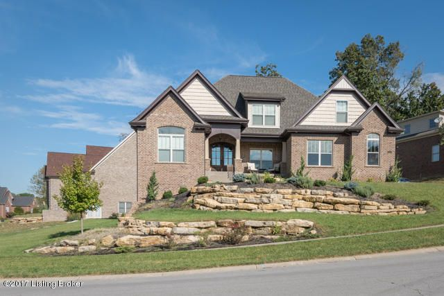 Single Family Home for Sale at 3517 Sasse Way 3517 Sasse Way Louisville, Kentucky 40245 United States