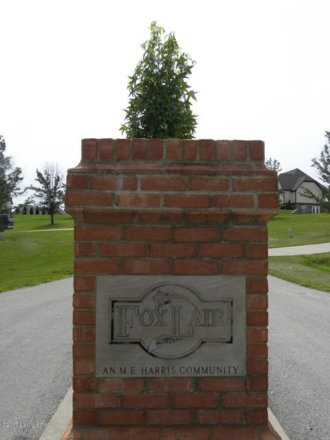 Additional photo for property listing at LOT 9 Fox Lair LOT 9 Fox Lair Fisherville, Kentucky 40023 United States
