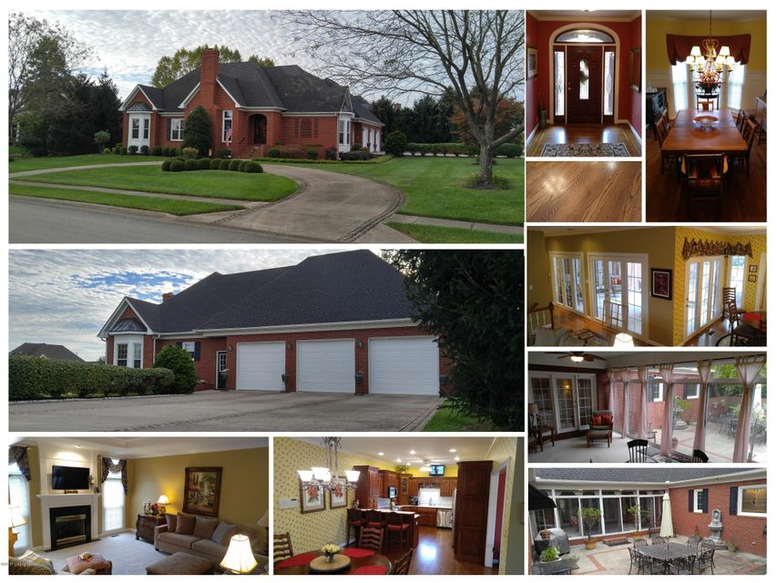 Single Family Home for Sale at 110 Laurel Drive 110 Laurel Drive Bardstown, Kentucky 40004 United States