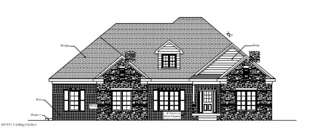 Single Family Home for Sale at Lot 83 Champions Way Lot 83 Champions Way Simpsonville, Kentucky 40067 United States