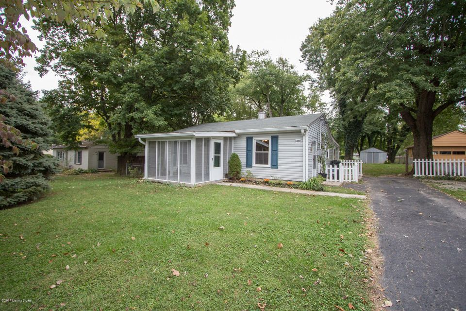 Single Family Home for Sale at 6108 Potts Lane 6108 Potts Lane Crestwood, Kentucky 40014 United States