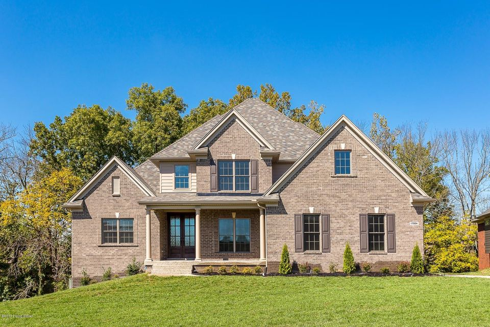Single Family Home for Sale at 17004 Kennesaw Creek Court 17004 Kennesaw Creek Court Louisville, Kentucky 40023 United States