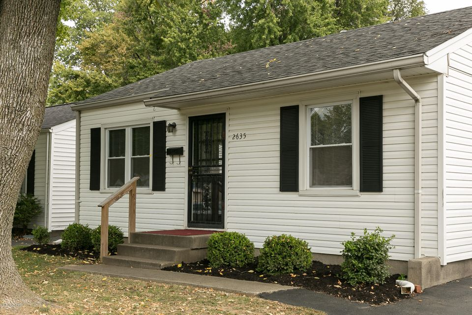 Single Family Home for Sale at 2635 Merhoff Street 2635 Merhoff Street Louisville, Kentucky 40217 United States