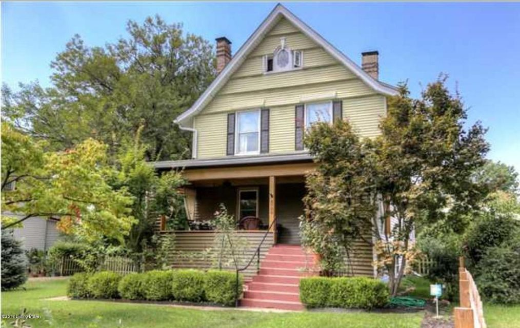 Single Family Home for Sale at 4708 S 2nd Street 4708 S 2nd Street Louisville, Kentucky 40214 United States