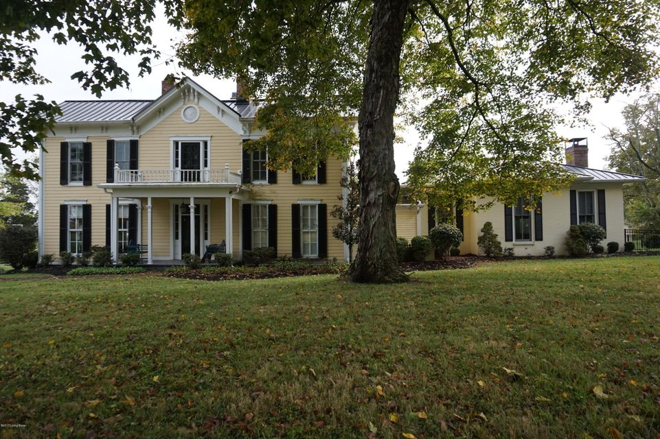 Farm / Ranch / Plantation for Sale at 8502 Todds Point 8502 Todds Point Crestwood, Kentucky 40014 United States