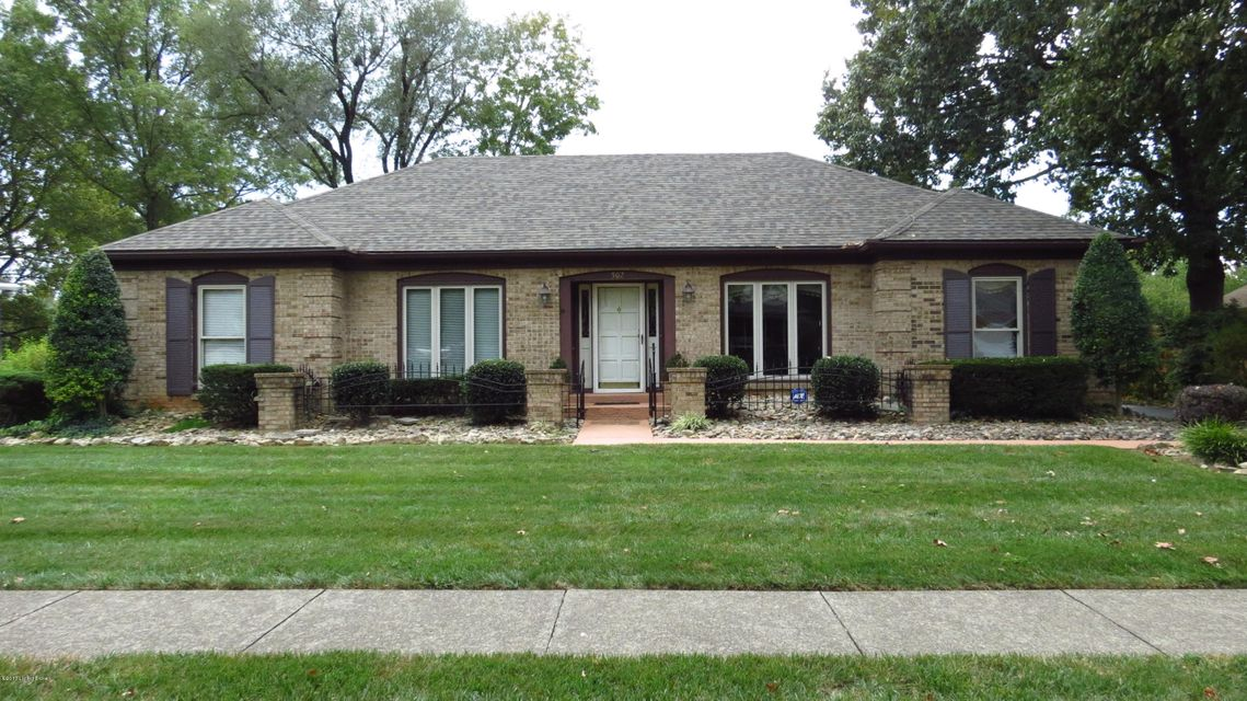 Single Family Home for Sale at 502 Sycamore Shoals Trace 502 Sycamore Shoals Trace Louisville, Kentucky 40223 United States