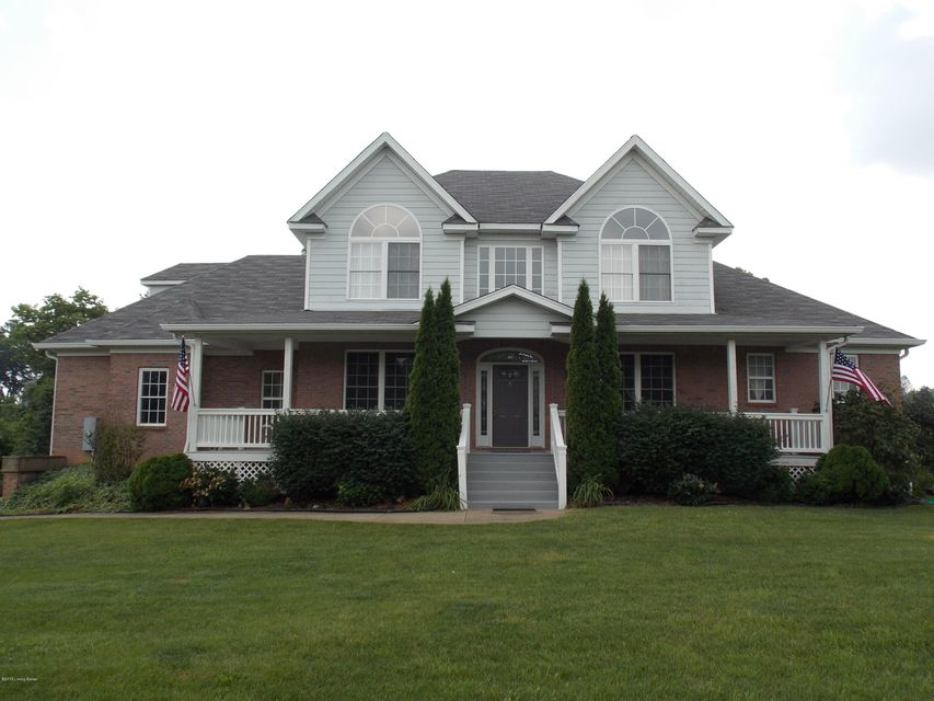 Single Family Home for Sale at 3600 Vista Way 3600 Vista Way Smithfield, Kentucky 40068 United States