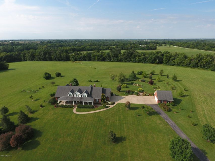 Farm / Ranch / Plantation for Sale at 517 Aiken Road 517 Aiken Road Shelbyville, Kentucky 40065 United States