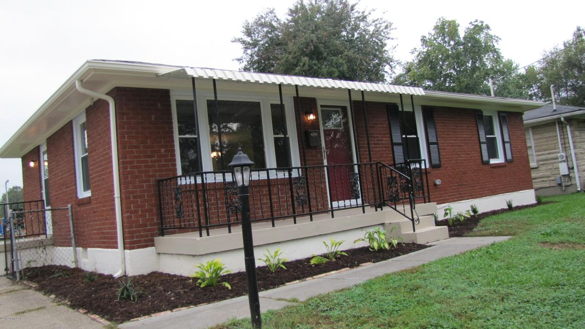 Single Family Home for Sale at 6702 Fenway Road 6702 Fenway Road Louisville, Kentucky 40258 United States