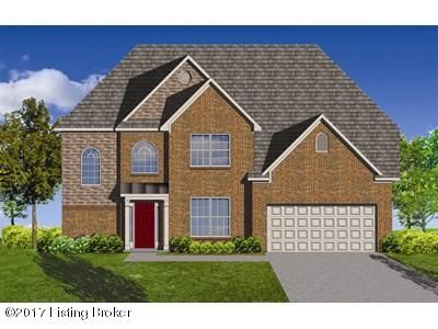 Single Family Home for Sale at 18216 Hickory Woods Place 18216 Hickory Woods Place Louisville, Kentucky 40023 United States