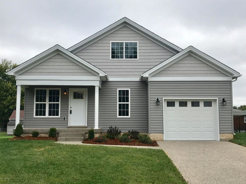 Single Family Home for Sale at 5403 Hepatica Court 5403 Hepatica Court Louisville, Kentucky 40258 United States