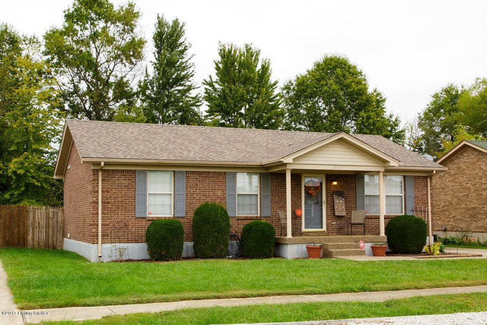 Single Family Home for Sale at 326 Bucky Burton Drive 326 Bucky Burton Drive Louisville, Kentucky 40229 United States