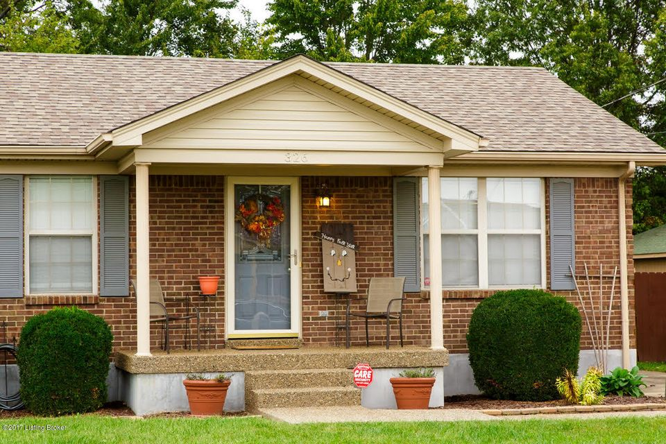 Additional photo for property listing at 326 Bucky Burton Drive 326 Bucky Burton Drive Louisville, Kentucky 40229 United States