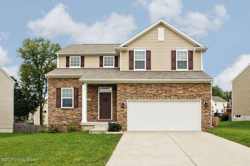 Single Family Home for Sale at 9119 Big Boulder Drive 9119 Big Boulder Drive Louisville, Kentucky 40291 United States