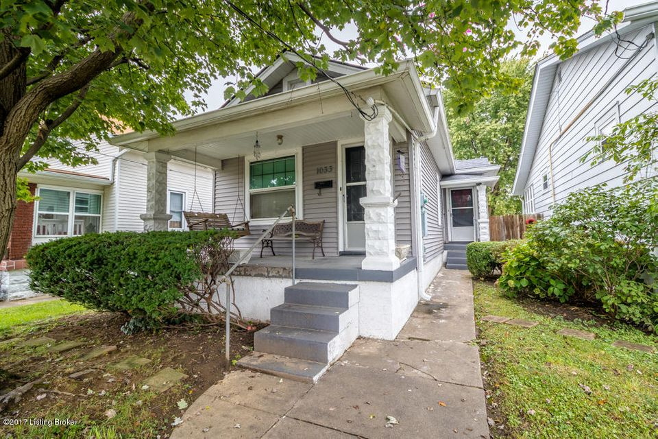 Single Family Home for Sale at 1033 Samuel Street 1033 Samuel Street Louisville, Kentucky 40204 United States