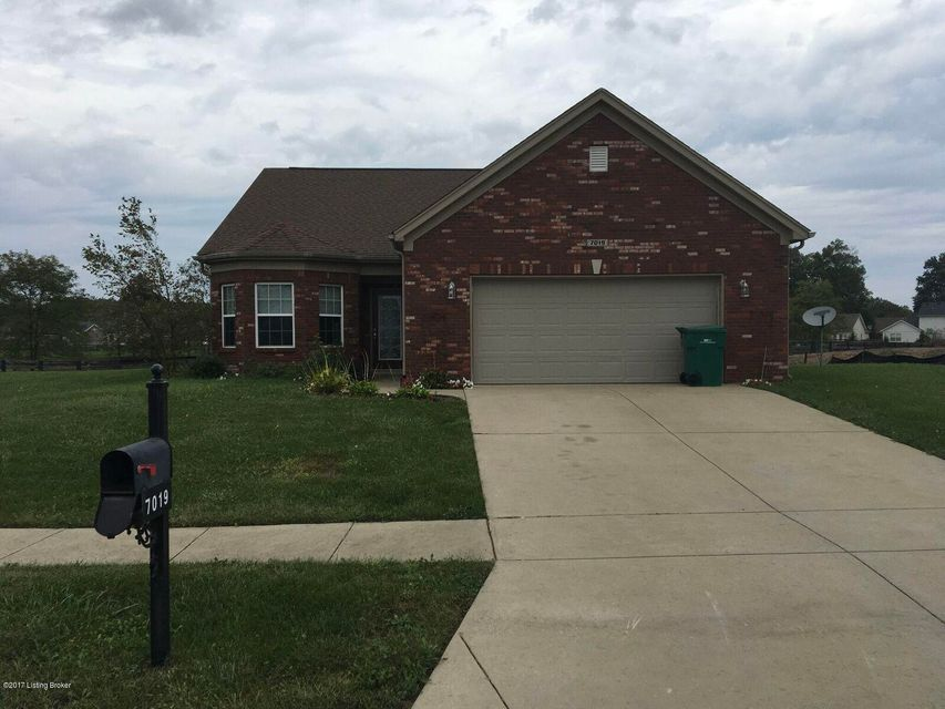 Single Family Home for Sale at 7019 James Madison Way 7019 James Madison Way Louisville, Kentucky 40272 United States