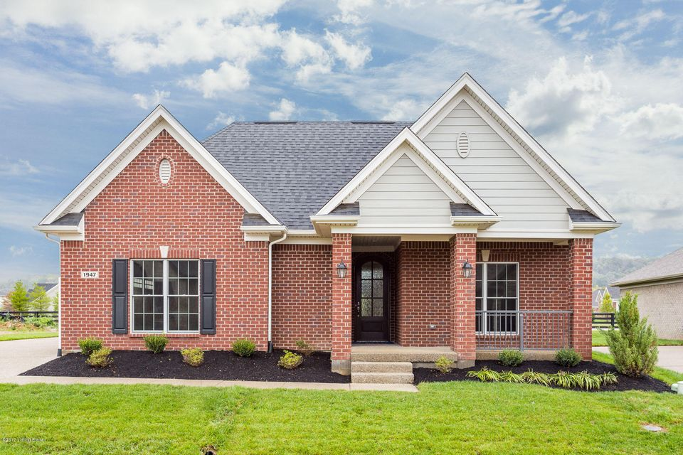 Single Family Home for Sale at 1947 Rivers Landing Drive 1947 Rivers Landing Drive Prospect, Kentucky 40059 United States