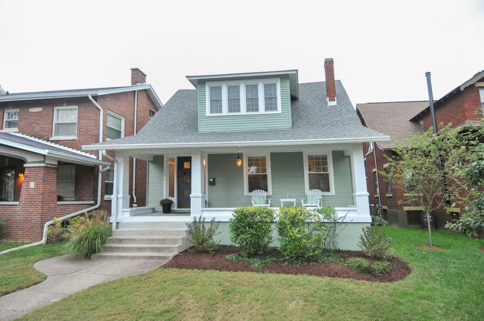 Single Family Home for Sale at 1904 Sils Avenue 1904 Sils Avenue Louisville, Kentucky 40205 United States
