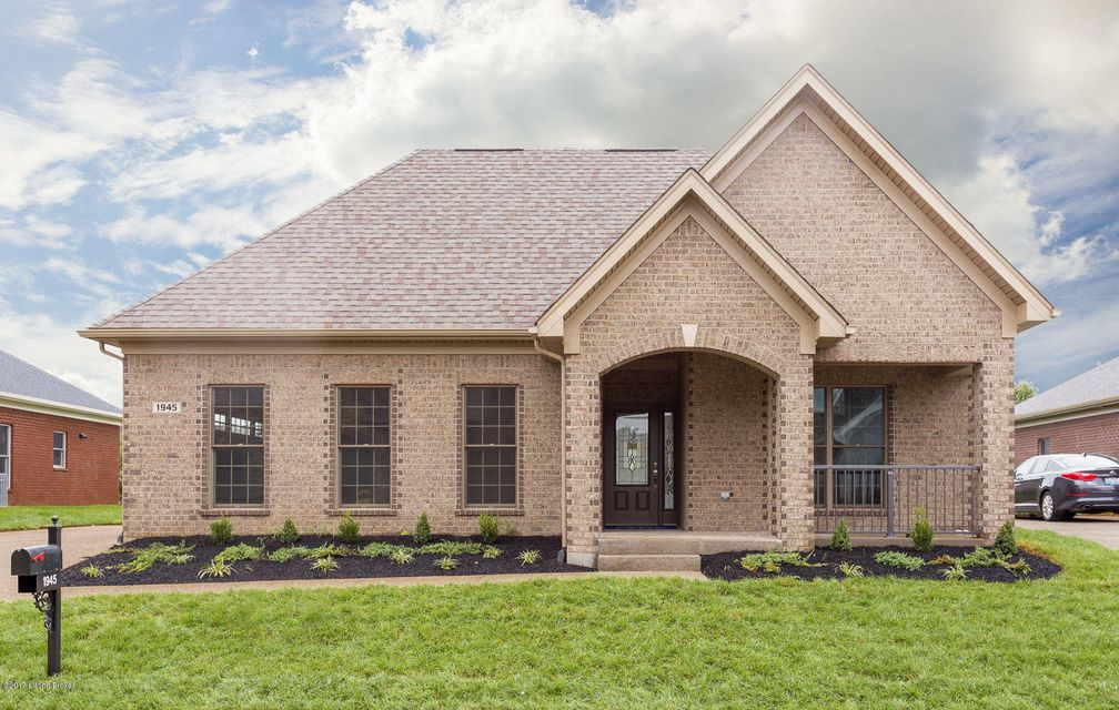 Single Family Home for Sale at 1945 Rivers Landing Drive 1945 Rivers Landing Drive Prospect, Kentucky 40059 United States
