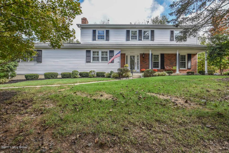 Single Family Home for Sale at 10107 Dorsey Hill Road 10107 Dorsey Hill Road Louisville, Kentucky 40223 United States