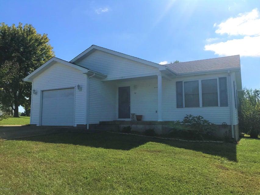 Single Family Home for Sale at 36 Jena Court 36 Jena Court Brandenburg, Kentucky 40108 United States