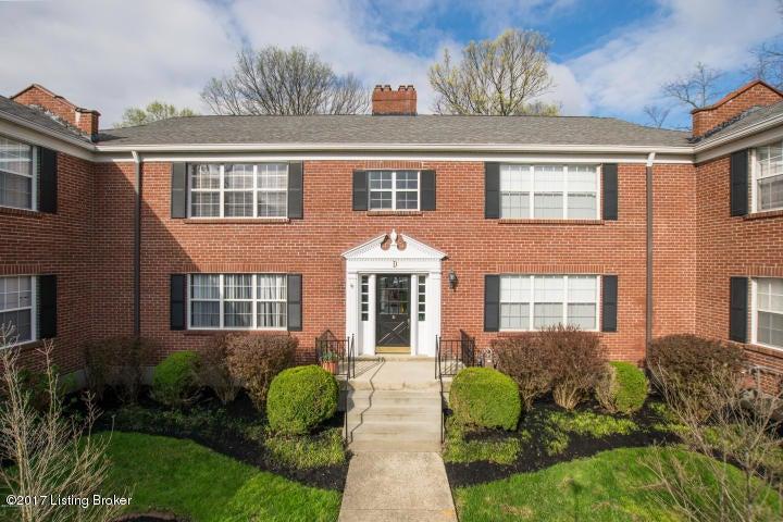 Condominium for Sale at 114 Crescent Avenue 114 Crescent Avenue Louisville, Kentucky 40206 United States